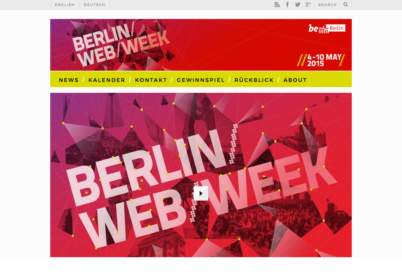 Navarts Webdesign - Berlin Webweek 2015